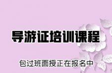 2019导游证报名时间